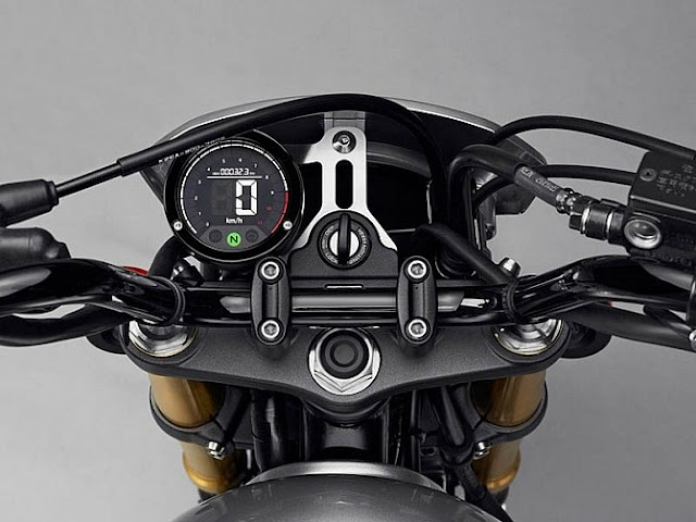 Honda Grom 50 Scrambler Concepts