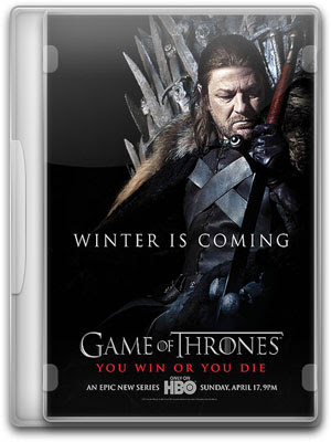 Game of Thrones capa