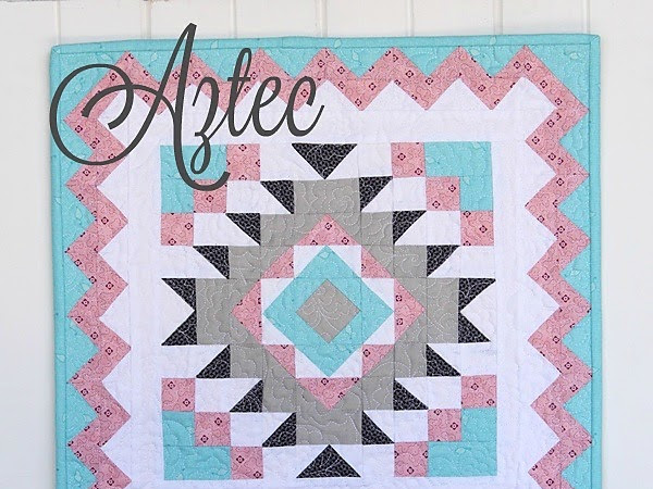Aztec Mini + Your Free February Calendar