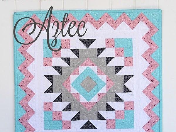 Aztec Mini + Your Free February Calendar