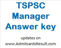 TSPSC Answer key