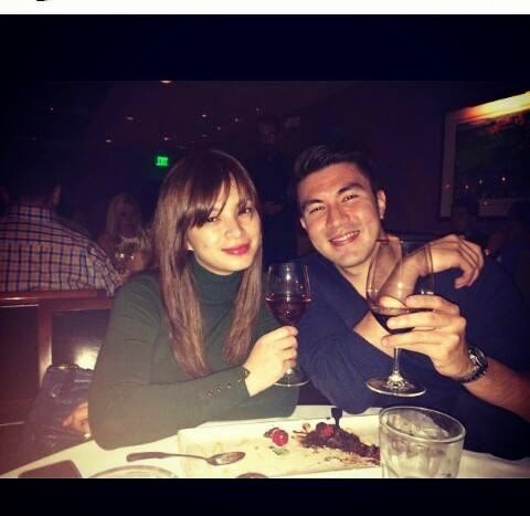 Angel Locsin and Luis Manzano spend quality time together in the USA