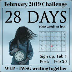 WEP CHALLENGE FOR FEBRUARY - 28 DAYS!