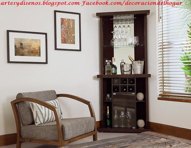 ESQUINEROS PARA SALAS by artesydisenos.blogspot.com