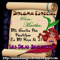Diploma Reto No. 21