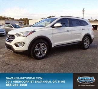 2015 Hyundai Santa Fe GLS, Savannah Hyundai, Savannah GA