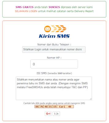 Free SMS