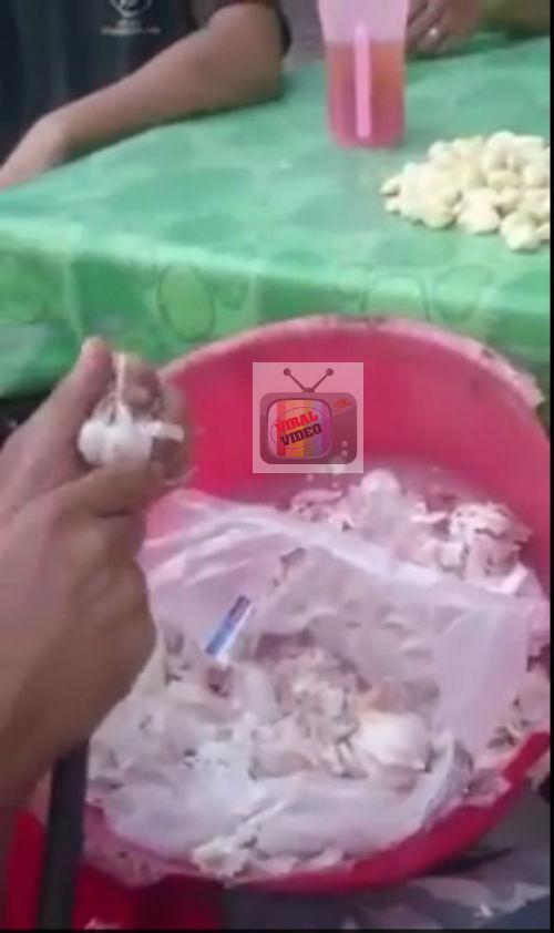 Teknik Kupas Bawang Putih Yang Ohsem