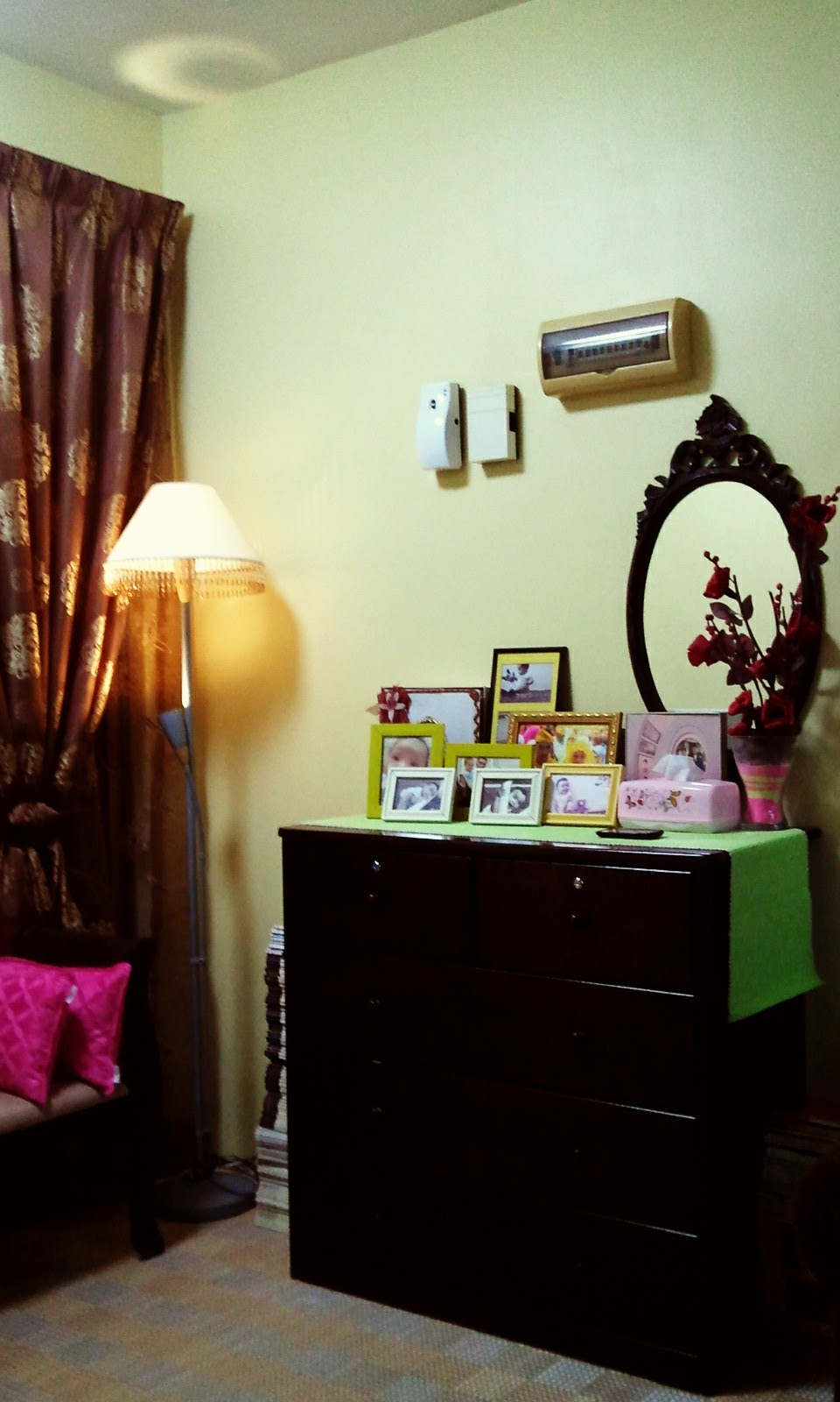 deko raya ruang tamu 2012 ::