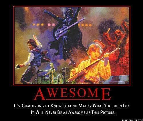 Star Wars Rock Band Wallpaper. Happy Star Wars Day!