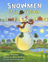 Preschool snowman books and activities for January