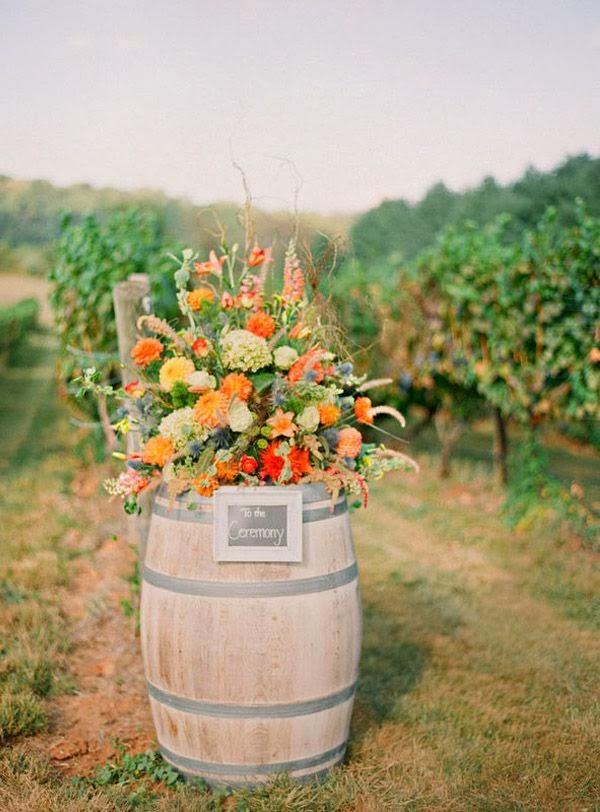 boda naranja