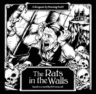 Board game news Essen Speil 2013 the rats in the walls
