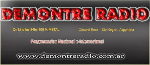 DEMONTRE RADIO /  ARGENTINA