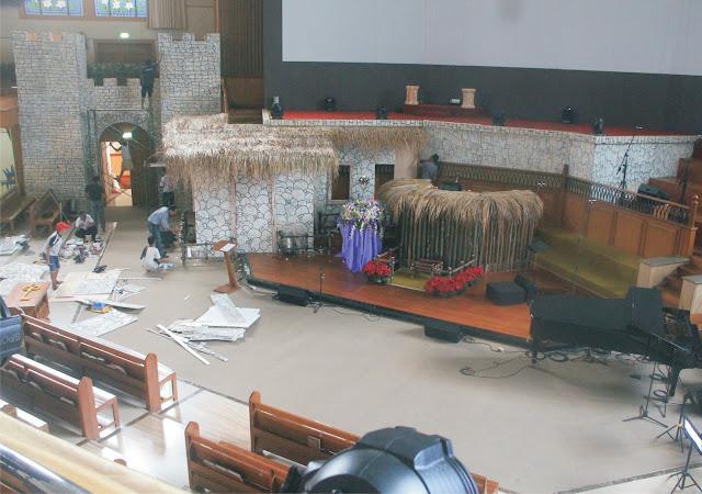 spesialis pembuat jasa Dekorasi Model Bebatuan Arsitek Kuno