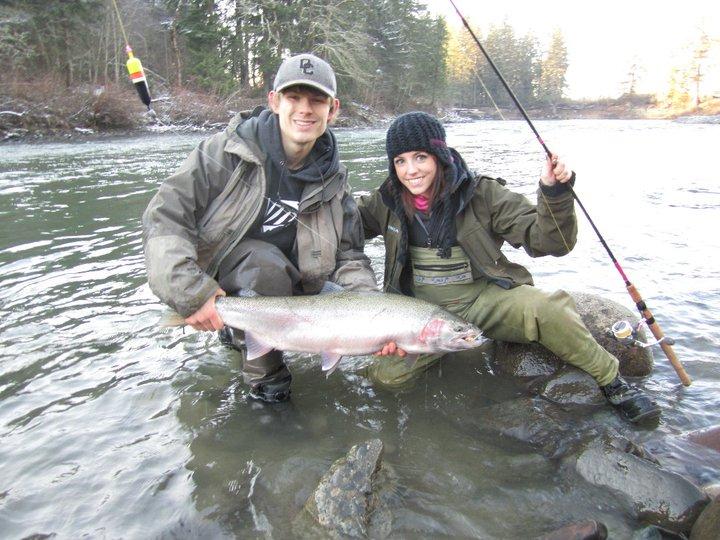 The river is my mistress fishing goddesses for Bobber fishing for steelhead