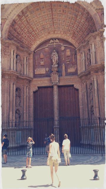 La Seu Katedrali, Büyük Kapı