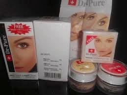 cream dr. pure pemutih wajah