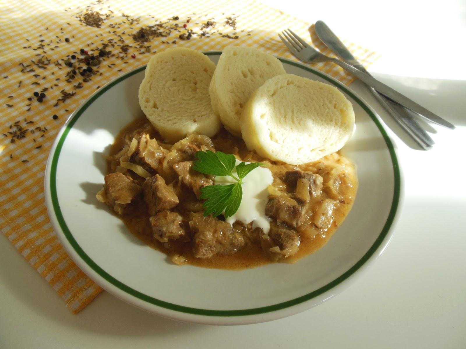 Segedínský guláš