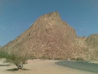 Jabal Magnet, Endapan Lava Berumur Ratusan Juta Tahun....!!!