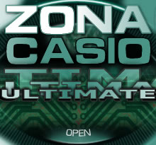 Zona Casio Ultimate