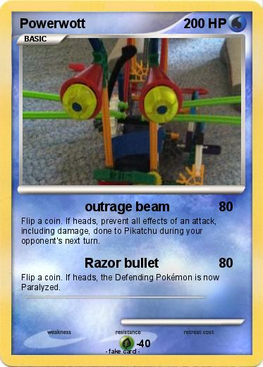 how to make your fake pokemon cards shiny