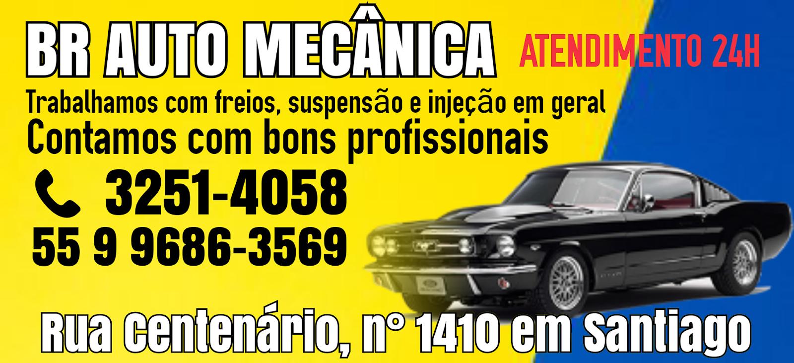 BR AUTO MECÂNICA EM SANTIAGO