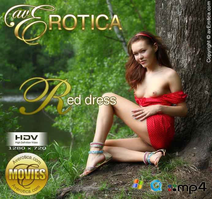 GmiikErotice 2013-05-29 Brigitte – Red Dress (HD Video)