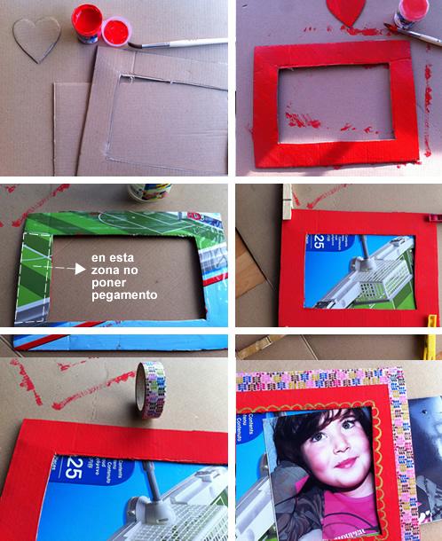 marco fotos casero
