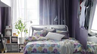 Bedroom Violet