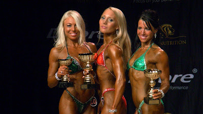 Battle of Scandinavia 2012 Body Fitness