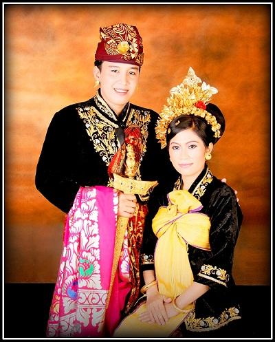 Balinesse Wedding