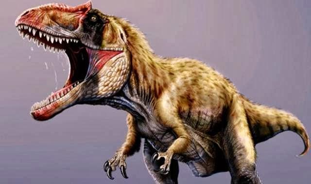 predator dinosaurus baru
