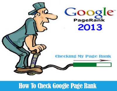 How To Check Google Page Rank