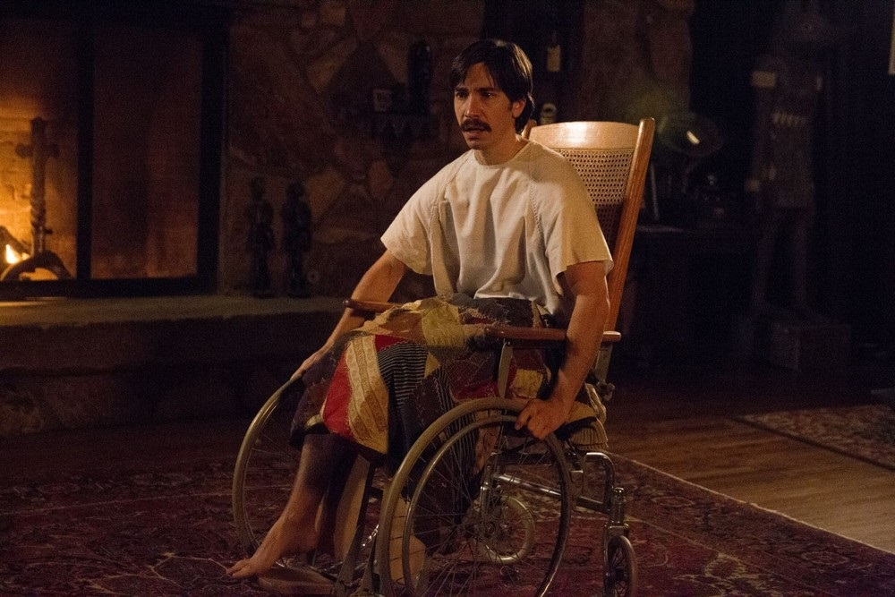Justin Long in Tusk