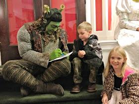 Shrek the Musical Review