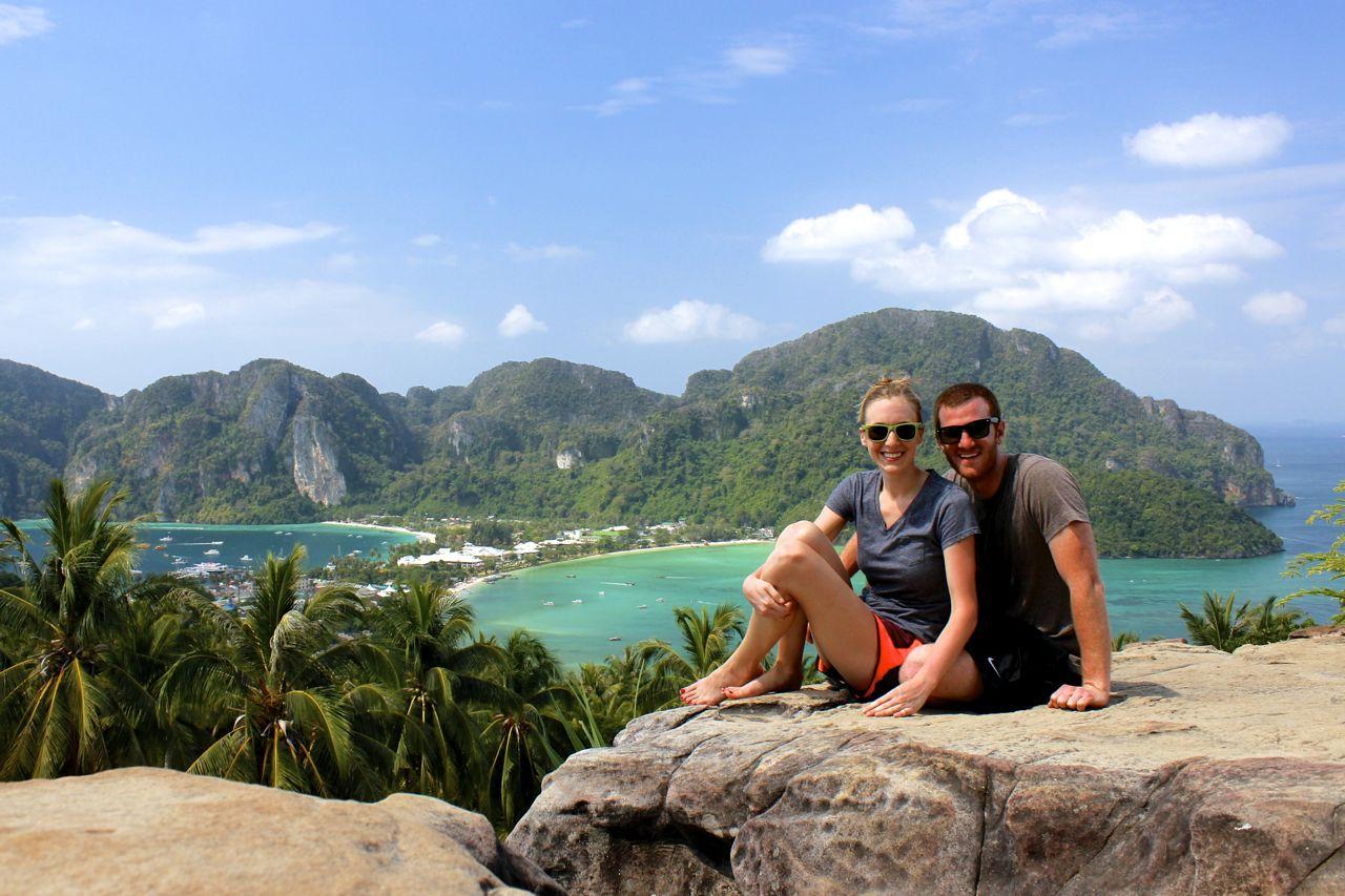 phi phi island lookout