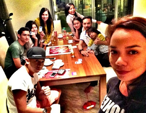 Nora+Danish+dan+Nadeem+9 Gambar Percintaan Nora Danish Dan Nadeem Di Thailand