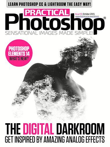 Practical Photoshop Magazine Issue 55 October 2015