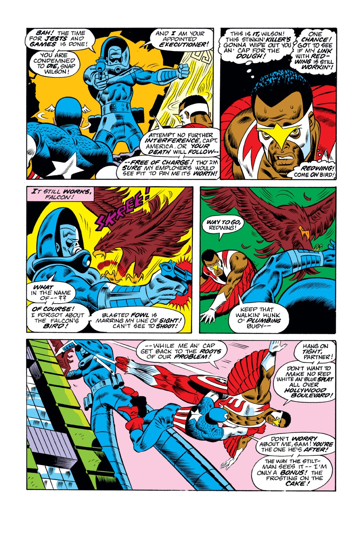 Captain America (1968) Issue #191 #105 - English 15