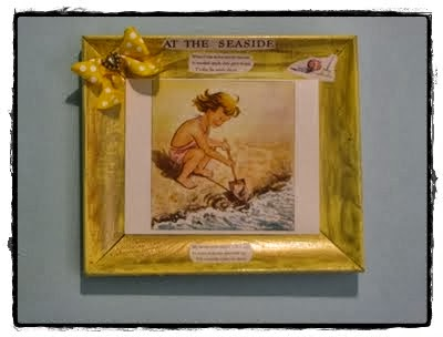 Framed children's pic tutorial