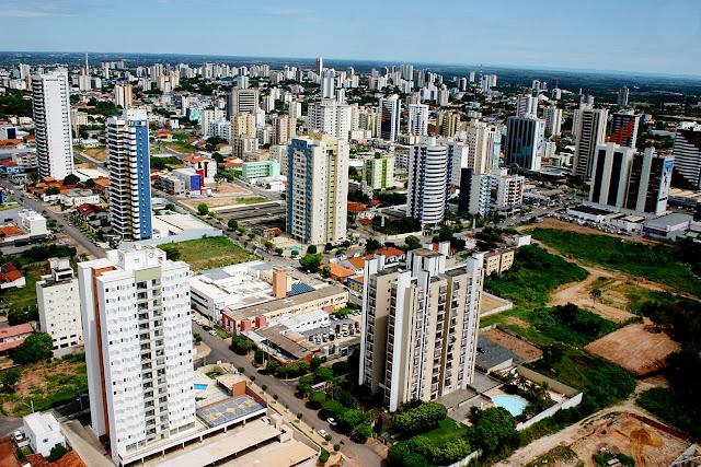 Cuiabá é quarta maior cidade do Centro-Oeste