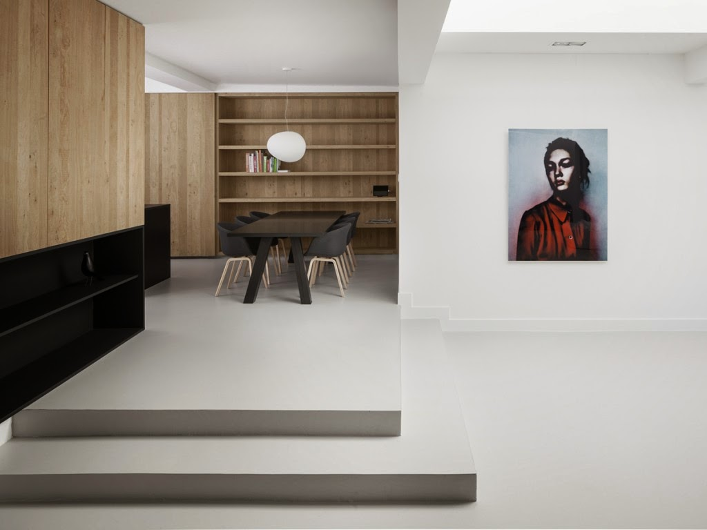Simplicity love: home 11 the netherlands i29 interior architects