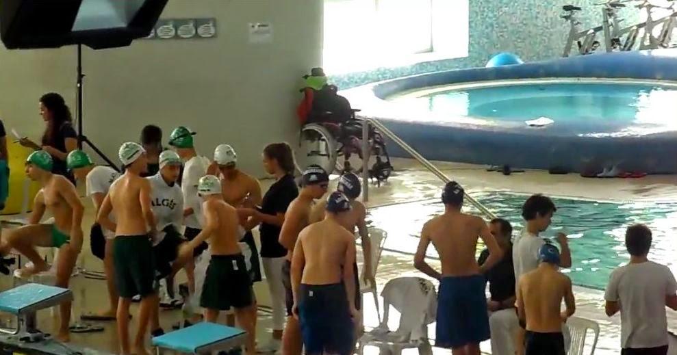 TORNEIO REGIONAL CLUBES INFANTIS 2015 - Estafeta 4x100E (JJ)