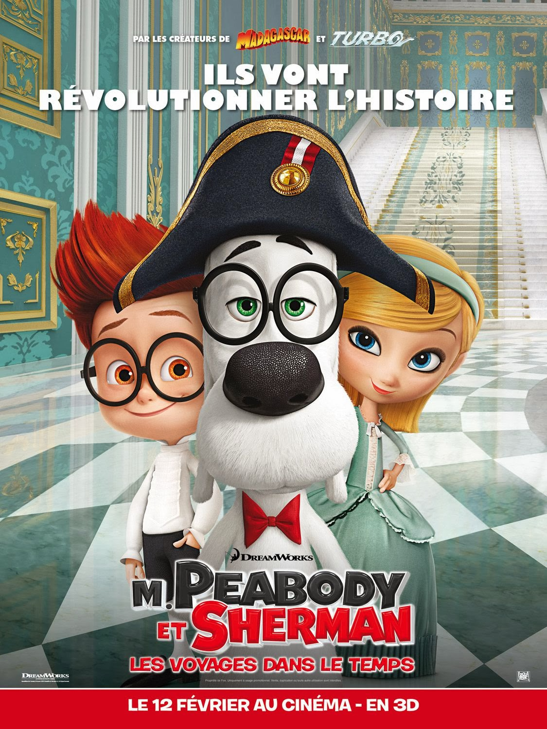 Watch Mr Peabody and Sherman 2014 onlinefree