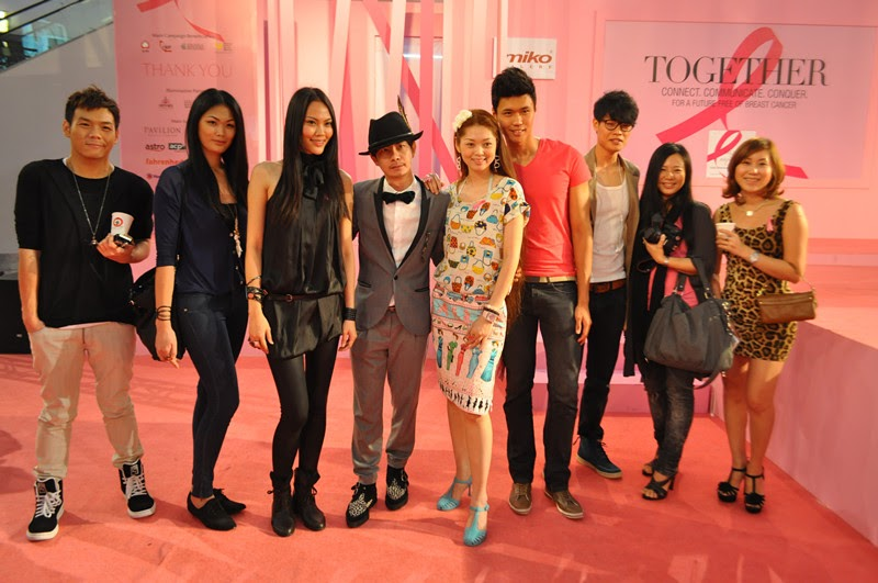 Whoops Fashion Show Pavillion Kl