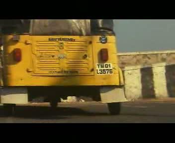 Autorickshaw - The Ultimate Getaway Vehicle