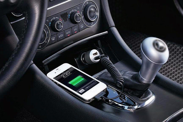 Awesome and Cool Car Rechargers (15) 12