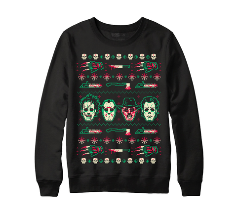 The Spooky Vegan Ugly Creepmas Sweaters For The Wicked