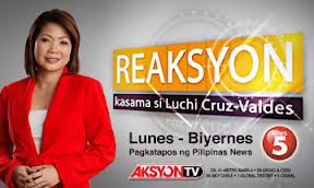 Reaksyon - February 6, 2013 Replay